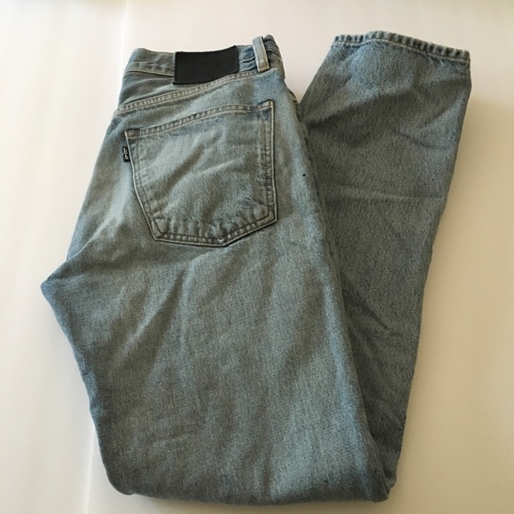 Levi's Other - 🔴SOLD Levi's made & crafted patchwork jeans